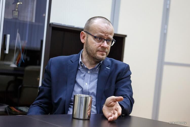 Сергей Поблагуев, фото Onliner.by